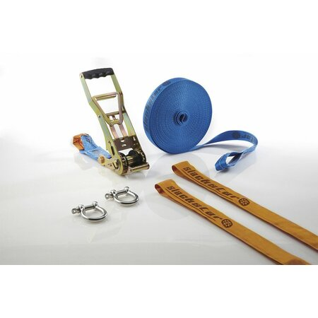 Slackline Slackstar Flight Super Set 15m 35mm